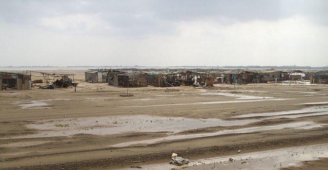 السكان السودان الأحياء الفقيرة بور سودان