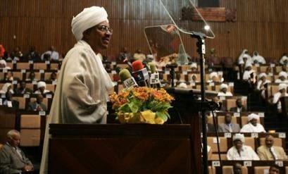 President Omar al-Bashir Sudan governance
