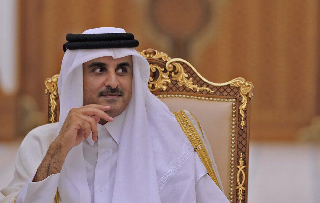 Qatar- Tamim bin Hamad al-Thani