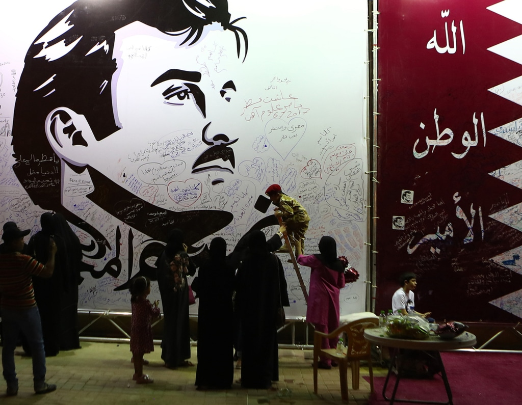 Qatar- Sheikh Tamim bin Hamad Al Thani