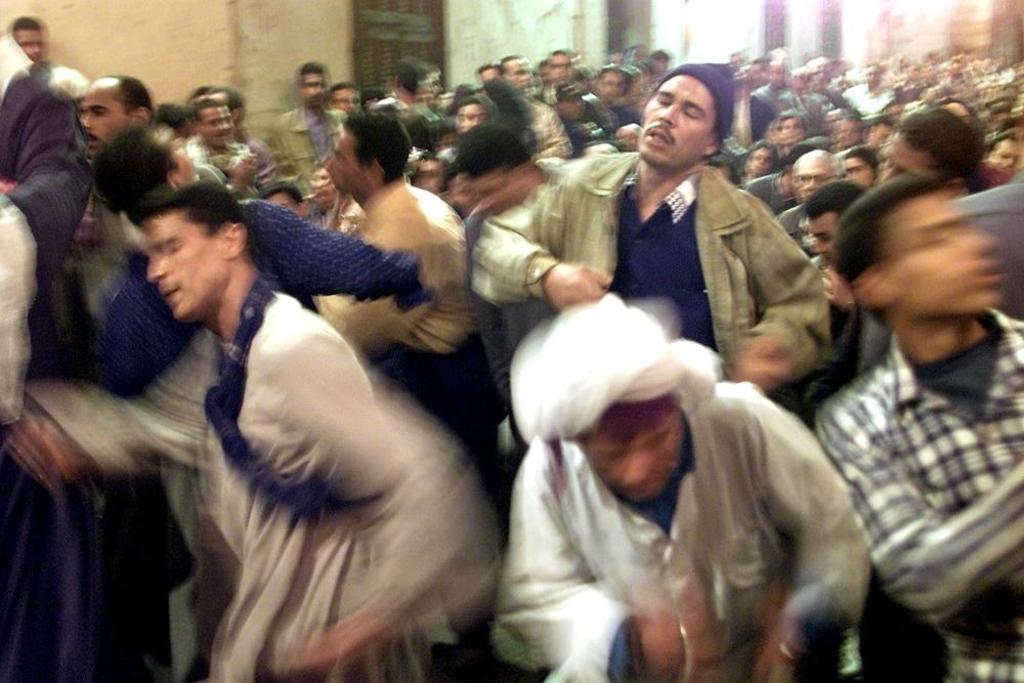 Religion- Sufism