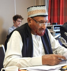 Sadiq al Mahdi Sudan Governance