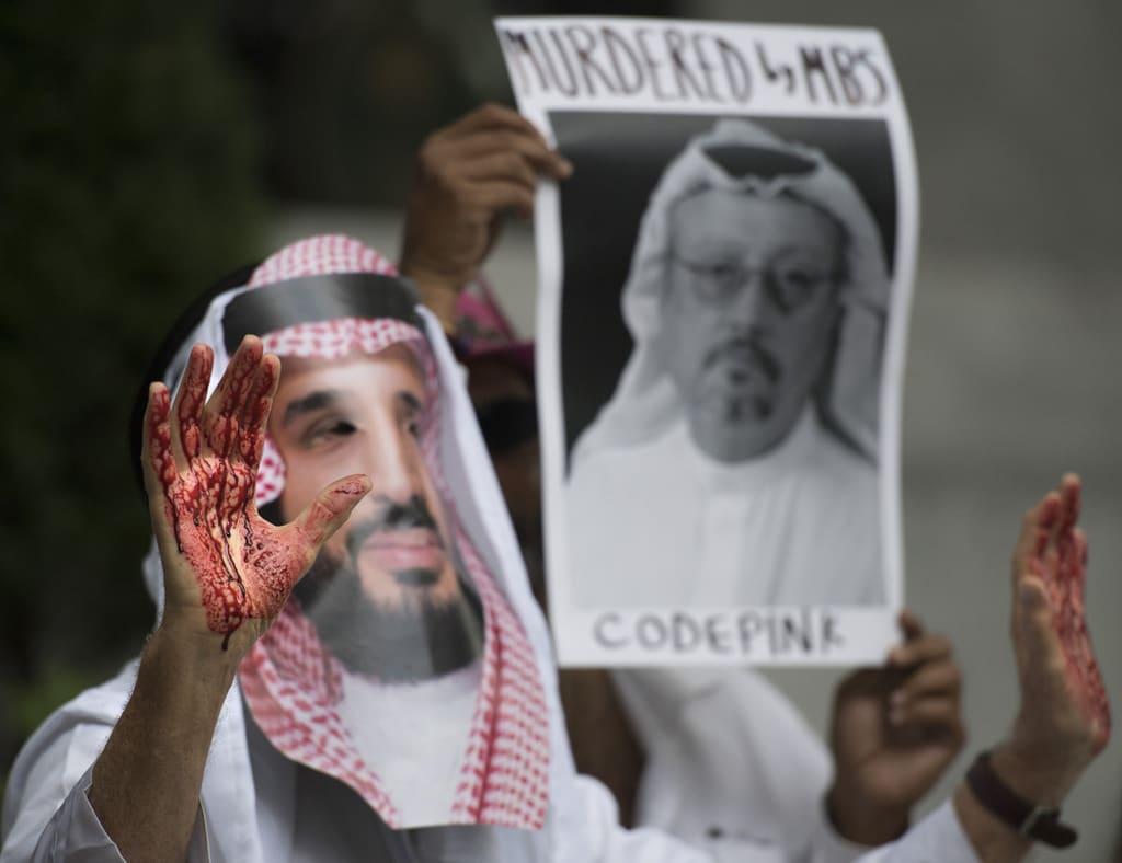 Saudi Arabia- Jamal Khashoggi