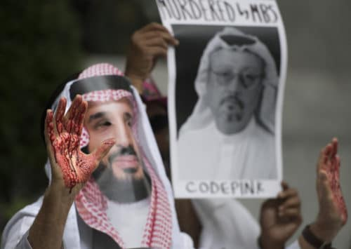 Alleged Murder of Washington Post Journalist by Saudi Arabia Reignites Human Rights Debate
