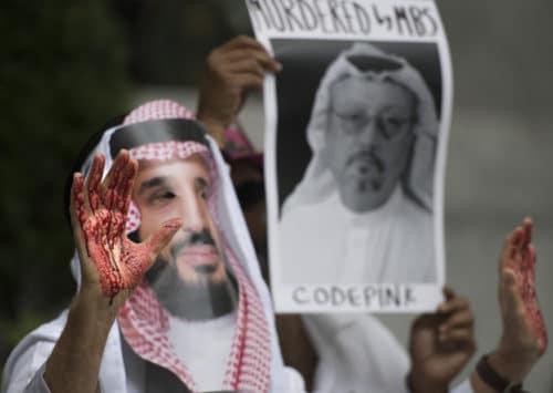 القتل المزعوم لصحفي واشنطن بوست على يد السعودية يُثير مجدداً الجدل حول حقوق الإنسان