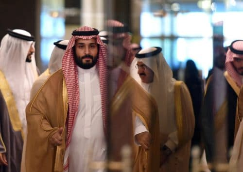 Saudi's Crown Prince Jails Opponents, Eyes the Throne