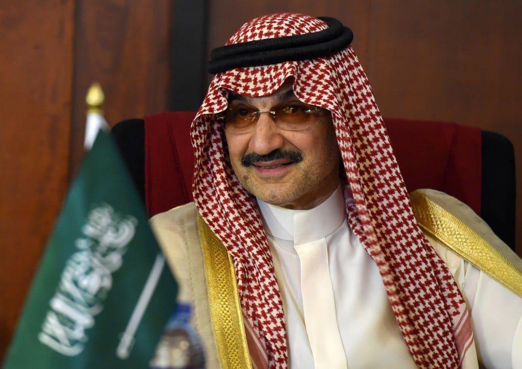 Saudi Arabia- Al-Waleed Bin Talal