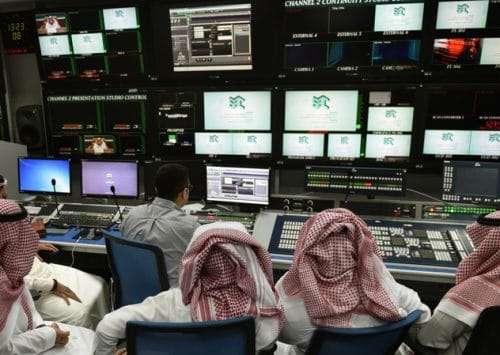 The Saudi Quest for Media Control