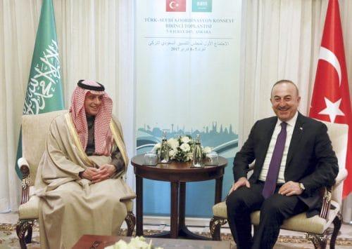 المملكة العربية السعودية تعاقب تركيا على قِلة دعمها