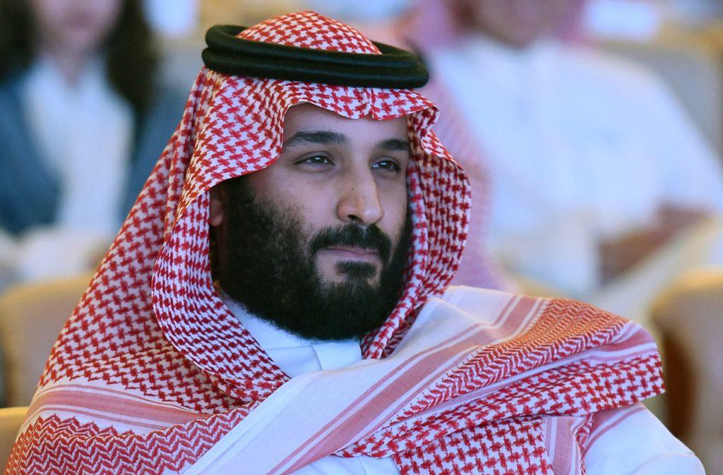 Saudi Arabia- Mohammed bin Salman