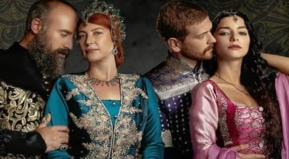 Regional Dispute Forces Turkish Soap Operas Off the Air