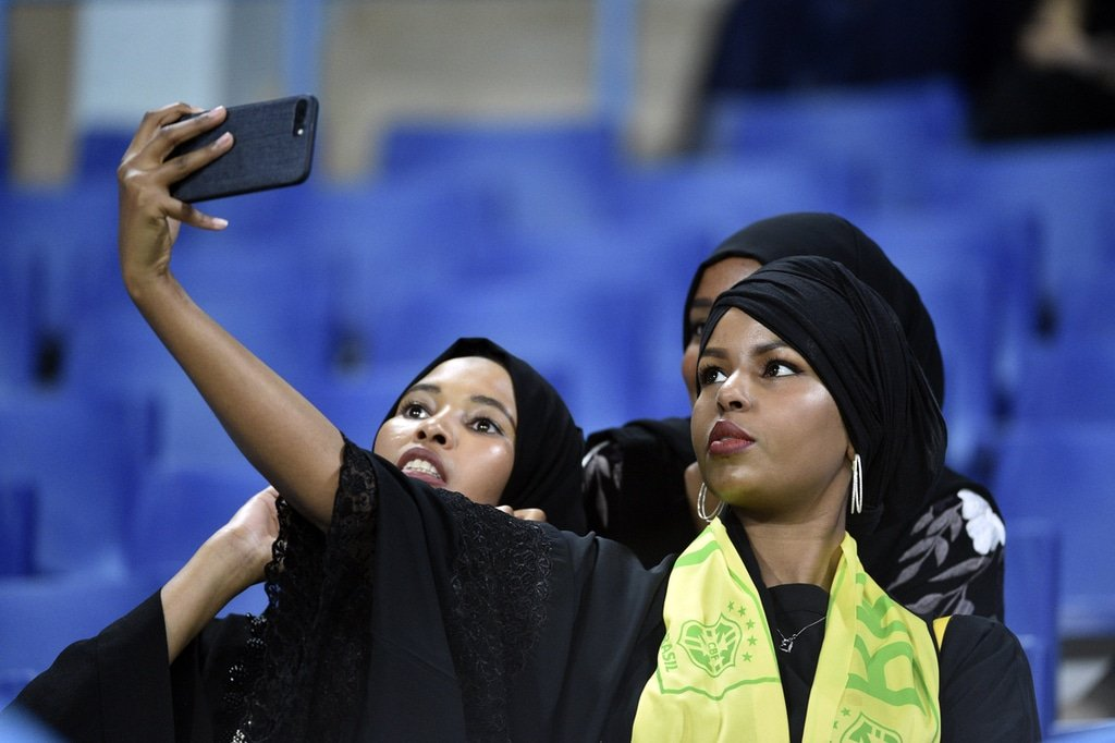 Saudi Arabia- Saudi women
