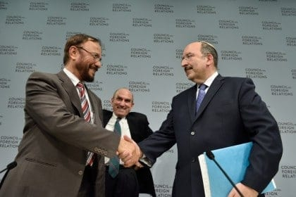 Rapprochement Between Israel and Saudi Arabia