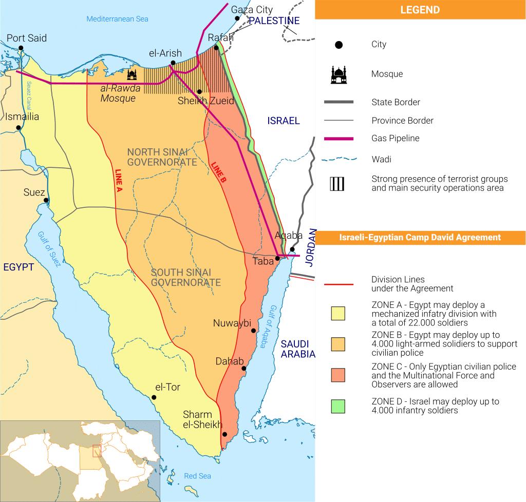 Sinai Map 1024