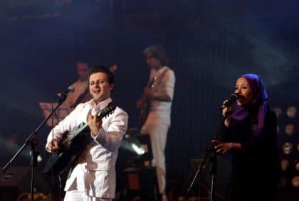موسيقى الروك في إيران
