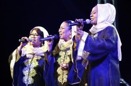 غناء الراب في السودان