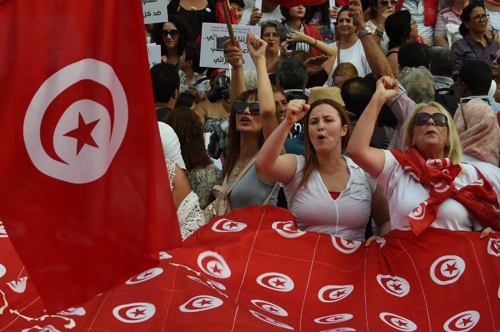 Feminism tunisia