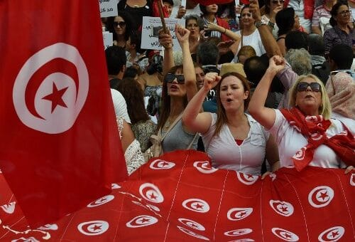 In Tunisia, New Generation of Women's Initiatives Reshaping Feminism