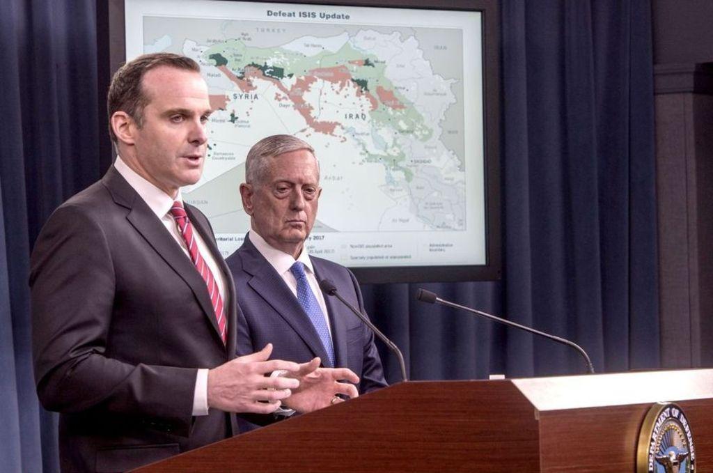 International Affairs- James Mattis