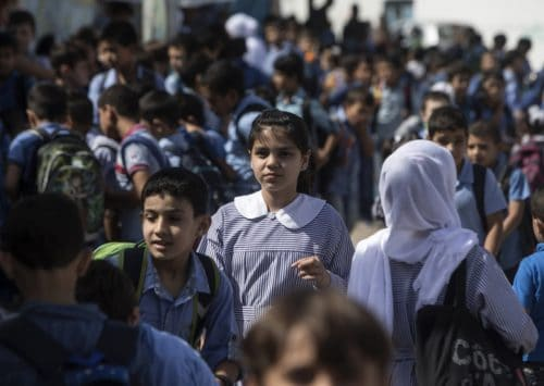 Fate of Palestinian Refugee Agency Uncertain as US Threatens to Cut Funding