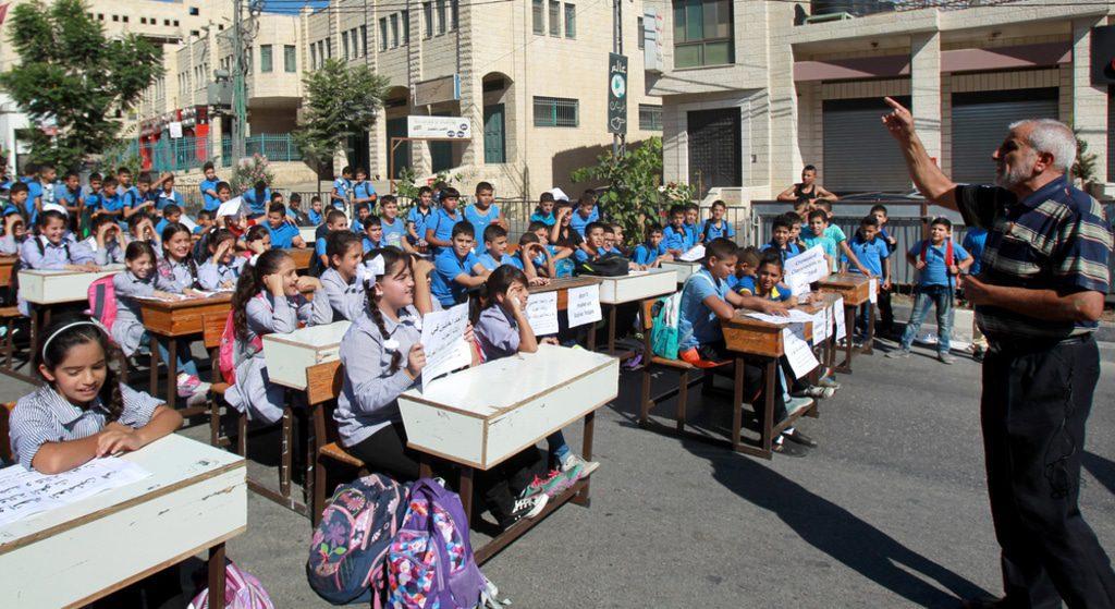 International Affairs- UNRWA