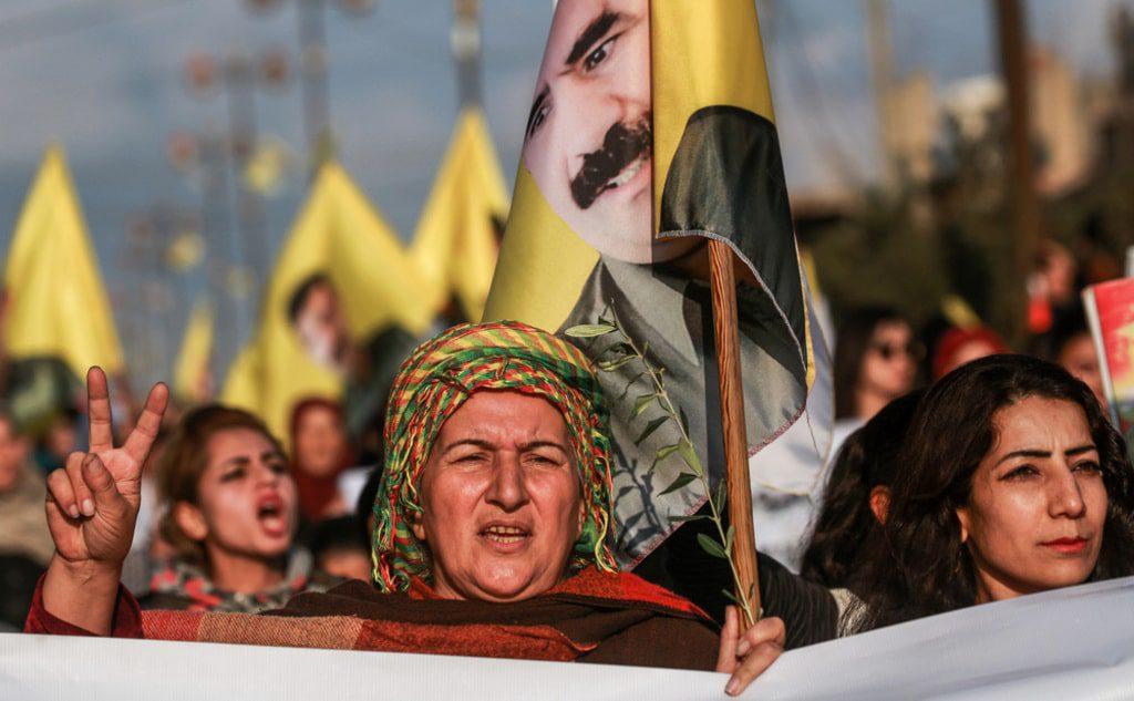 Kurds- Syrian kurds