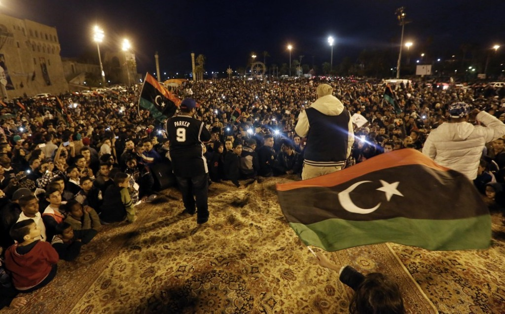 Specials- Libya rap