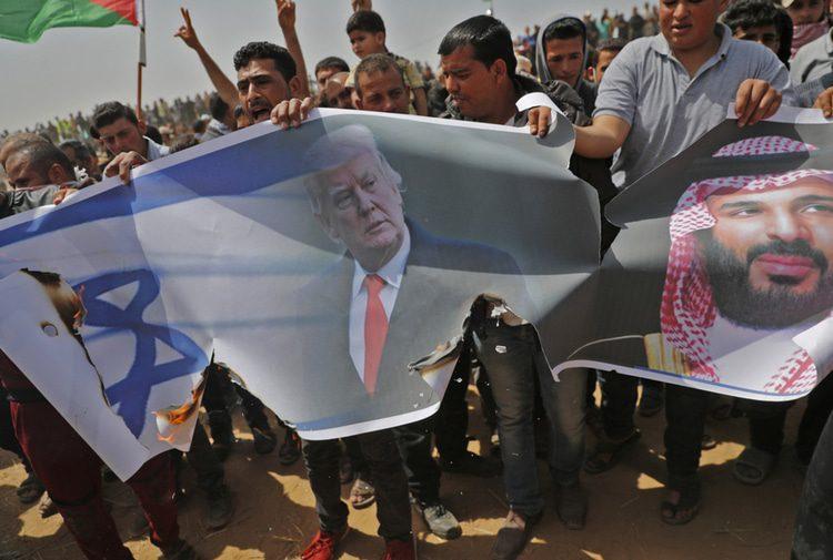 The Death of the Arab Peace Initiative