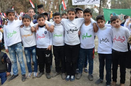 The Shabak minority in Iraq: victims of political change