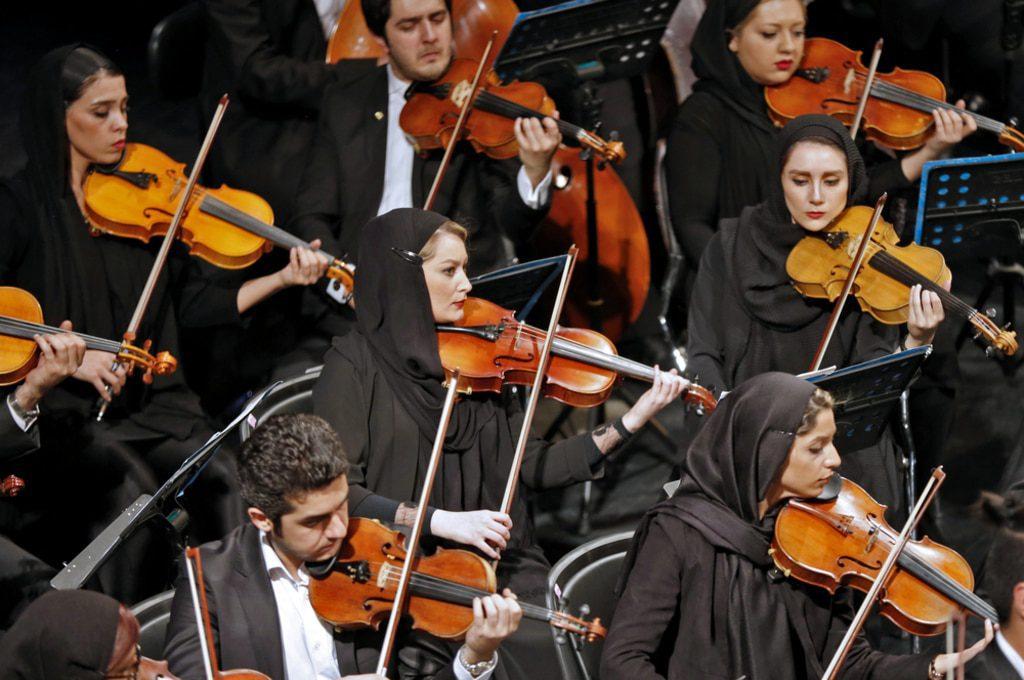 Music- Tehran Symphony Orchestra
