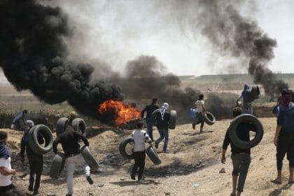 حماس تستخدم ورقة المتظاهرين السلميين وإسرائيل تخشاهم