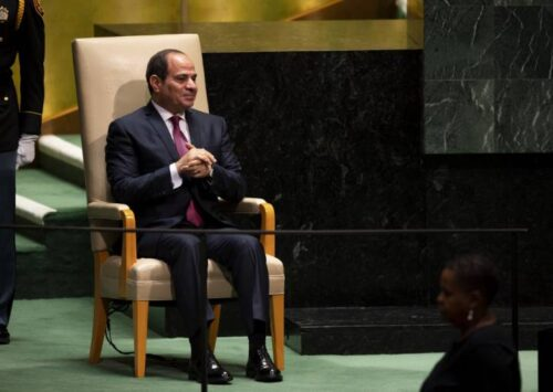 In Egypt, Corruption Allegations Against al-Sisi Spark New Unrest