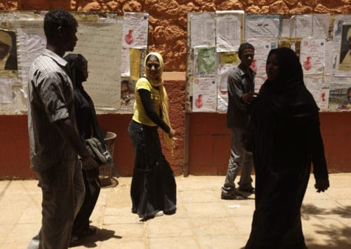 Education in Sudan: A Long History but Deeply Troubled Reality