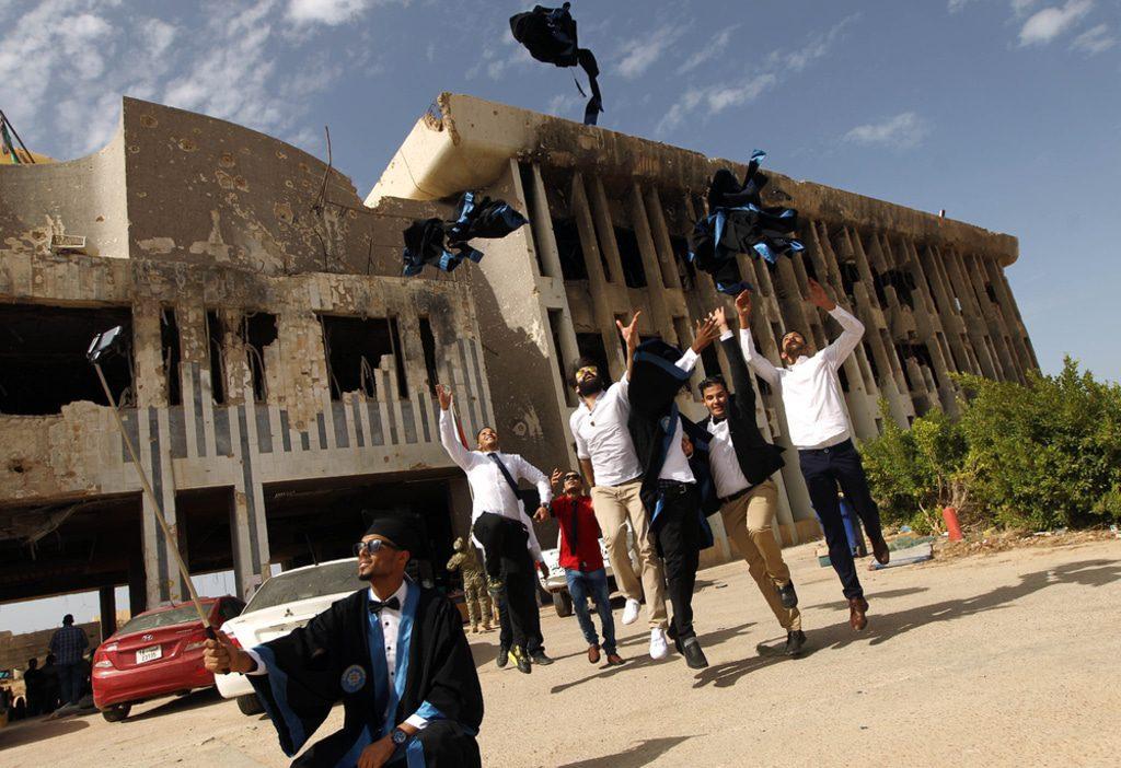 Specials- Benghazi University