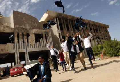 التعليم يتعرض للهجوم في ظل الحرب الليبية