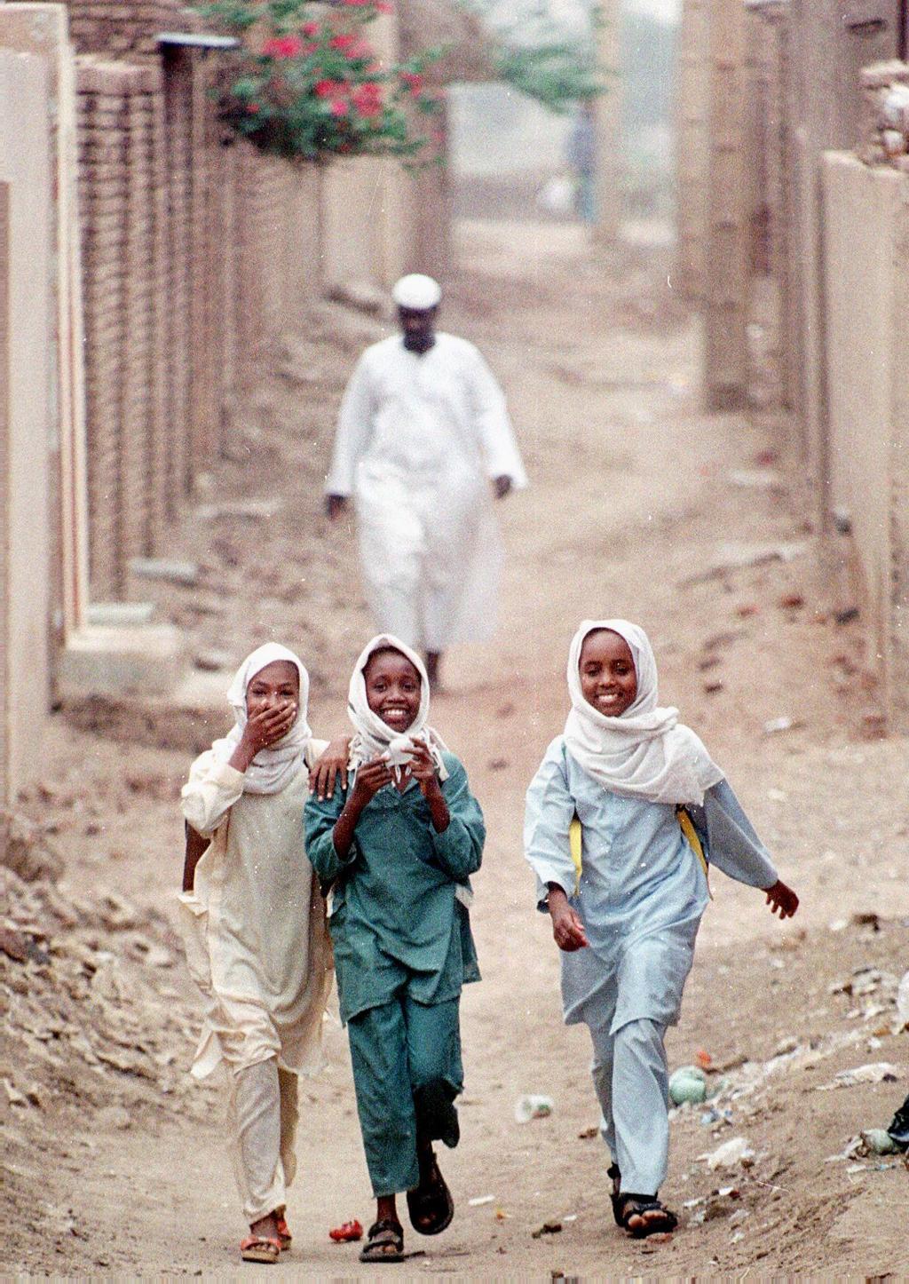 Specials- Education in Sudan