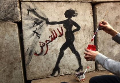 Despite the Consequences, Women Speak Up Against Harassment in Egypt