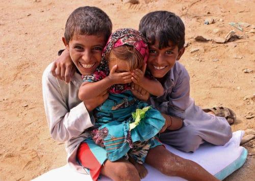 في منطقة الشرق الأوسط وشمال افريقيا، الأطفال هم الأكثر تأثراً بالصراع والفقر