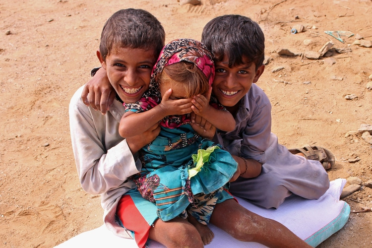 In the MENA Region, Children Most Affected by Conflict and Poverty