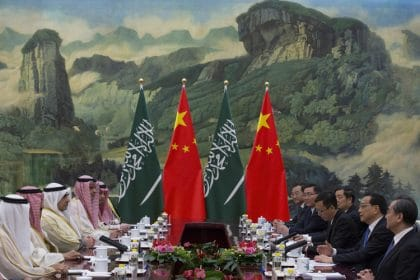 China Wields Economic Power in the Middle East