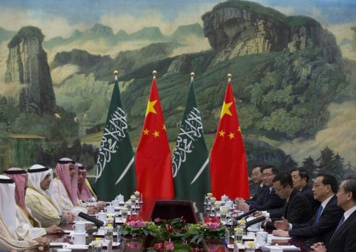 China Wields Economic Power While Remaining on Sidelines of Middle East Conflicts