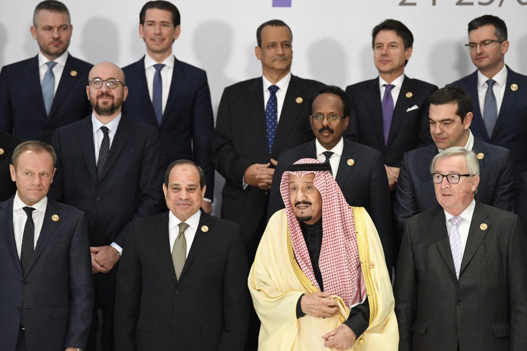 Specials- Arab league eu