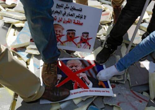 ورشة عمل البحرين – الطريق الى صفقة القرن؟