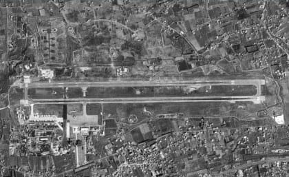 Russia's influence in the Middle East Khmeimim airbase Latakia