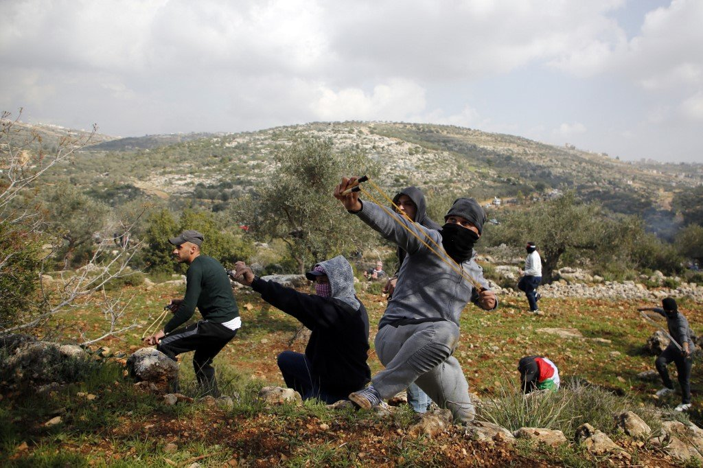 Specials- Israeli settlements