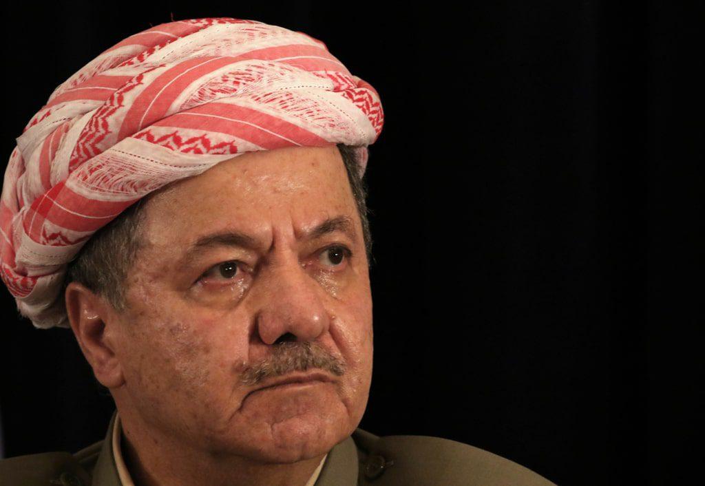 Specials- Masoud Barzani