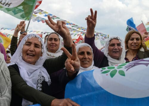 Turkey's Ruling AKP Manipulates Election Outcomes in Kurdish South-east, Leaves Municipalities Broke
