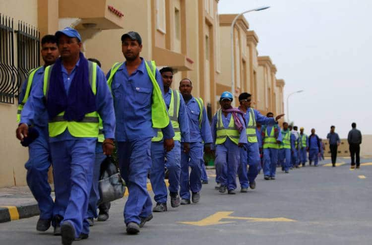 Qatar Pledges to End Abusive Kafala System