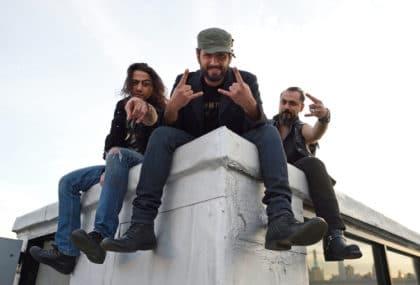 في العراق، موسيقى الهيفي ميتال موسيقى شيطانية