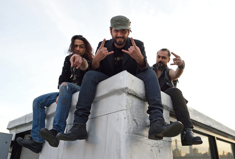 In Iraq, Heavy Metal is Considered the Devil's Music